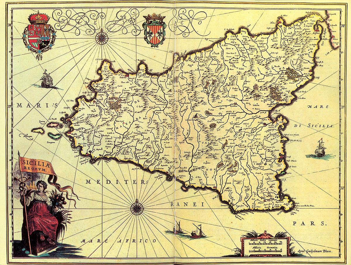 geschiedenis sicilie
